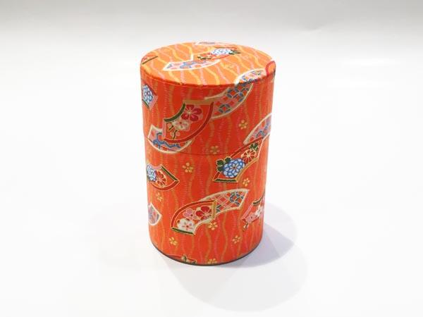 和紙缶100g209