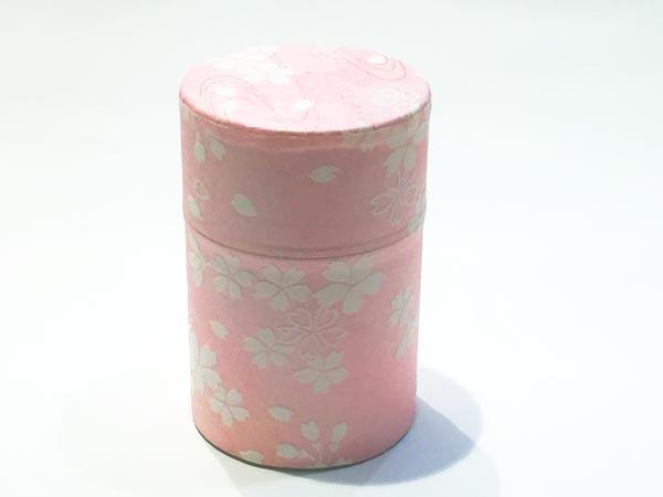 和紙缶100g217