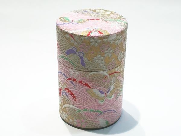和紙缶100g219