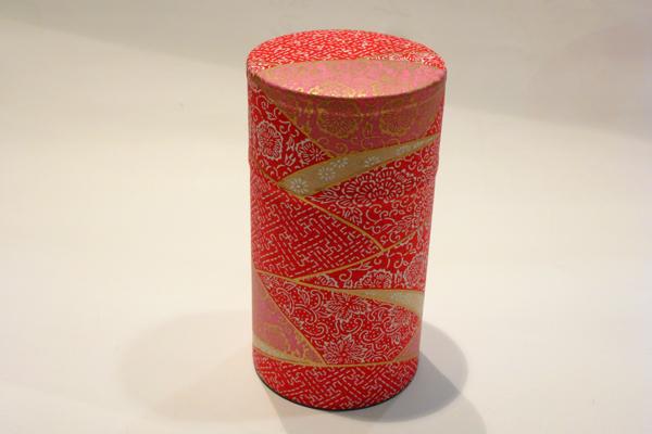 和紙茶缶150g208