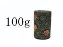 和紙茶缶茶筒100g