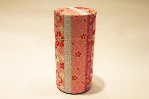 和紙茶缶200g183