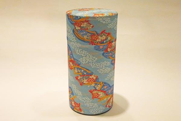 和紙茶缶200g187